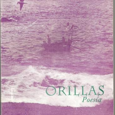 Tapa libro Orillas 1996