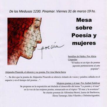 Poesía y mujeres