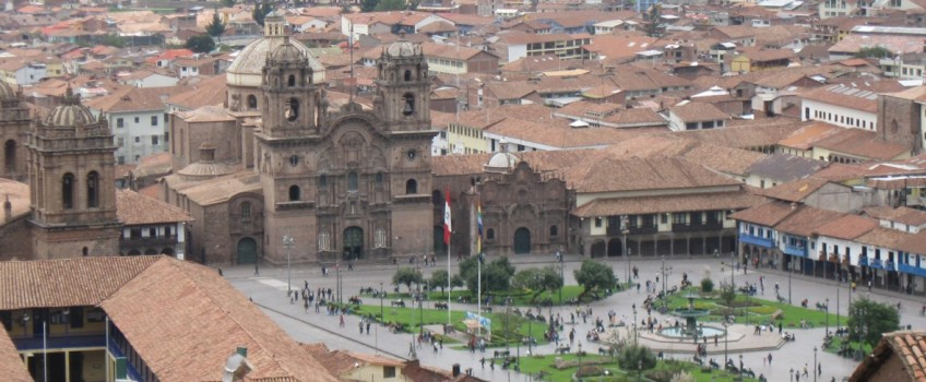 Cusco en las alturas