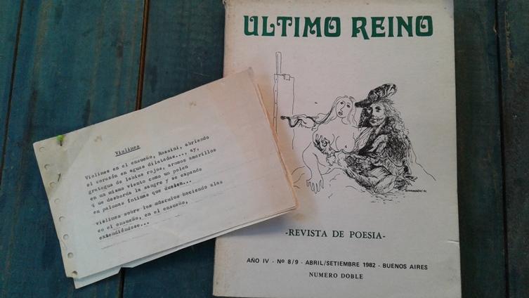 Poemas de 1982, recuperados…
