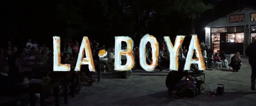 La Boya sigue en el bosque