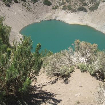 Laguna malargüe