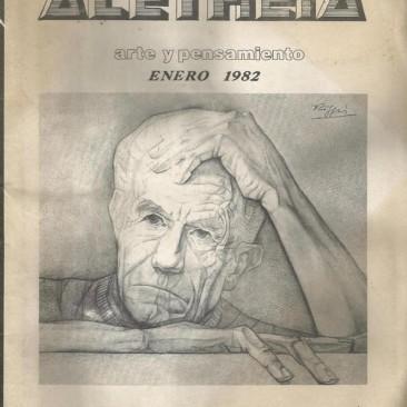 Revista Aletheia 1982