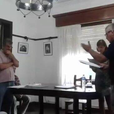 LA POESÍA Y EL MAR, EN FAMILIA