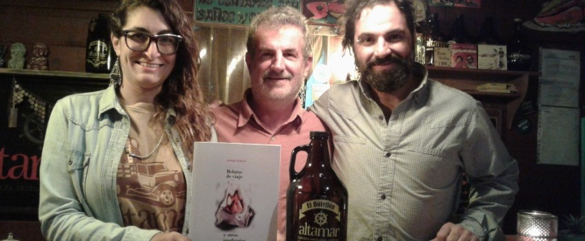 Libro geselino x cerveza geselina