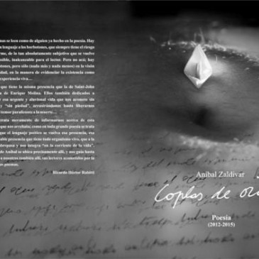 Una carta sobre «Coplas de orilla»