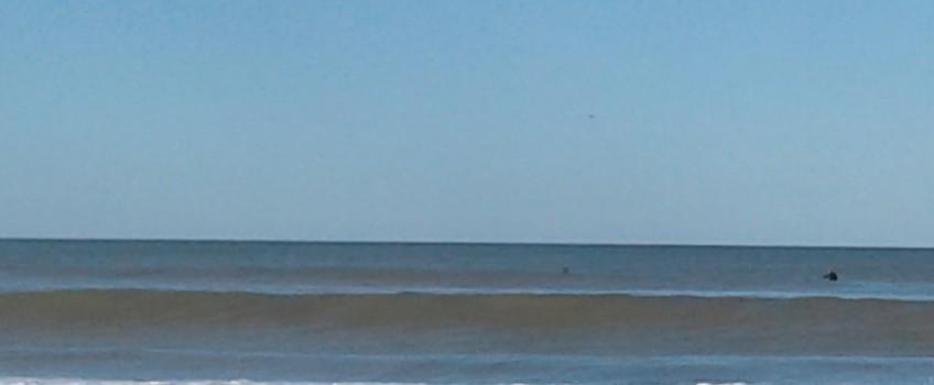 Domingo en Mar Azul