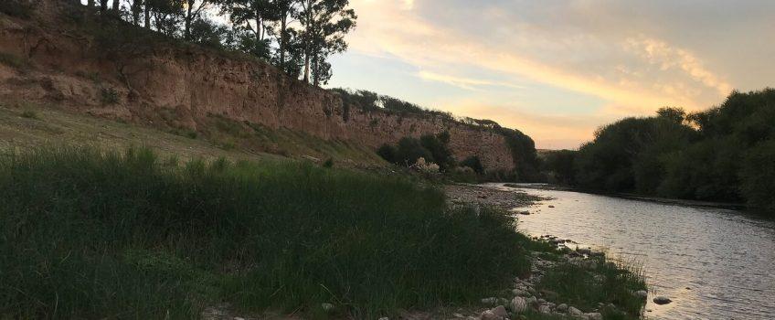 Poesía, mar y ríos